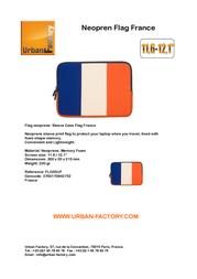 Urban Factory FLG05UF Leaflet