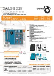 Draxter DR-4331 Leaflet