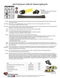 Streamlight 99075 Leaflet