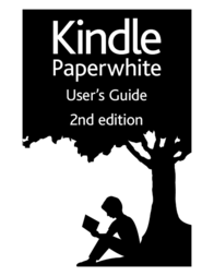 Amazon KINDLE PAPERWHITE Operating Guide