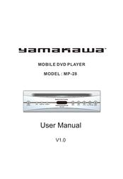 Yamakawa MP-28 User Manual