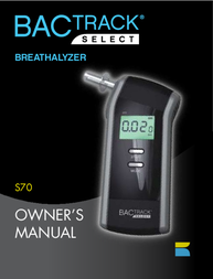 BACtrack S70 User Manual