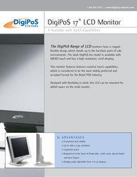 digipos 821a Specification Guide