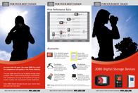 JOBO Digital Storage Device Leaflet