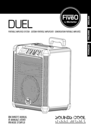 Five O By Montarbo FIVE-O DUEL MOBILE PA-ANLAGE 5O01501 Data Sheet