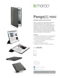 Maroo MII-120 Leaflet