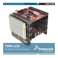Freescale Semiconductor TWR-LCD Graphical LCD module TWR-LCD TWR-LCD User Manual