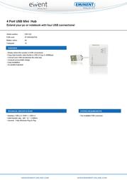 Ewent EW1125 Leaflet