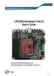 Embedded Artists LPC3250 Developer's Kit V2 EA-OEM-411 EA-OEM-411 Data Sheet