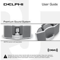 Delphi SA10221 User Guide