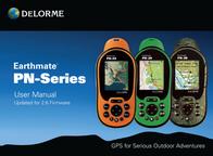 Delorme pn-30 User Guide