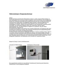 Dostmann Electronic Dostmann electronic 5600-0088 Data Sheet