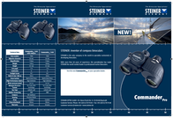 Steiner Commander Pro 7x50 7560 Leaflet