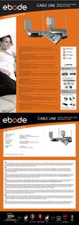 ebode Cable Link CL85 Leaflet