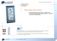 La Crosse Technology WS9635 WS9635 SIL User Manual