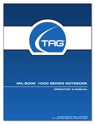 TAG 1000 User Manual