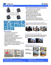 KT&C KPC-E23NUB User Manual