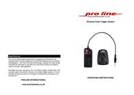 Pro Line Studio 780600 Leaflet