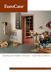 EuroCave INOA 50 User Manual
