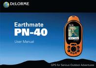 Delorme pn-40 User Guide