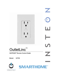 Smarthome Surge Protector 2473S User Manual