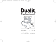 Dualit Steam Station Iron User Manual