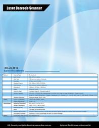EC Line EC-LS-9610 Leaflet