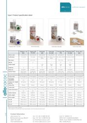Allocacoc PowerCube Extended USB 1402/DEEUPC Leaflet