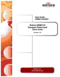Enfora GSM0110 User Manual