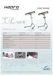 Hapro Innergize HP 8550 35004 Leaflet