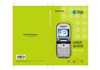 Pantech PN-218 User Manual