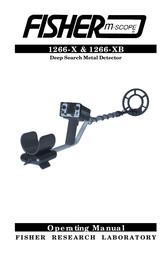 Fisher 1266-XB User Manual