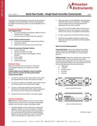 Princeton 4411-0118 Benutzerhandbuch