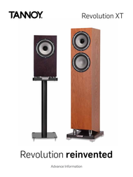 Tannoy Revolution XT 6F 5035866864607 User Manual