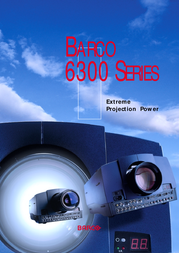 Barco R9829900 User Manual