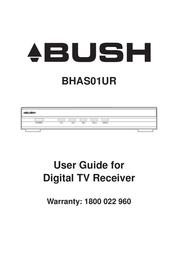 Bush BHAS01UR User Manual