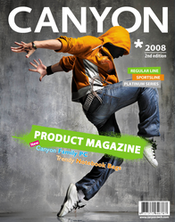 Canyon CNR-HS2 User Manual