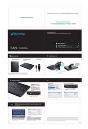 iLuv ICK836UK Leaflet