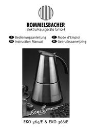 Rommelsbacher EKO 366/E User Manual