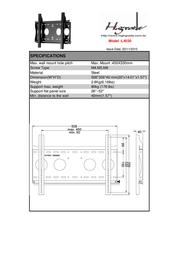 Highgrade L4030 HG-L4030 Leaflet
