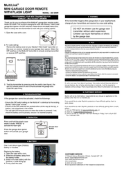 Multi-link SD-300M Leaflet