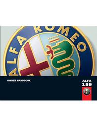 Alfa Romeo 159 Owner's Manual