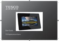 Tesco T70 User Manual