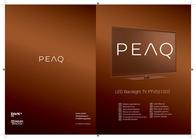 PEAQ PTV551203-B User Manual