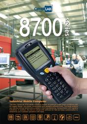 CipherLab 8700 8700-C-12MB User Manual