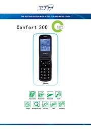 ITT Confort 300 CONFORT 300 User Manual