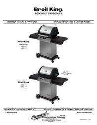 Broil King 9956-54 User Manual