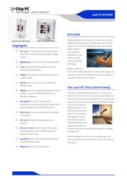 Chip PC EFI-6700 CPN02265 User Manual