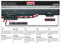 Carrera 30348 Data Sheet