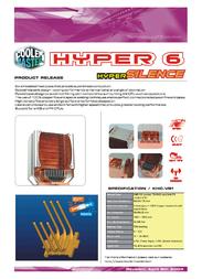 Cooler Master Hyper 6 (KHC-V81-U1) KHC-V81- Leaflet
